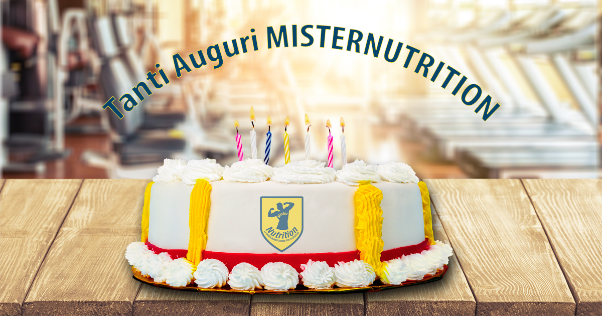 7 compleanno misternutrition